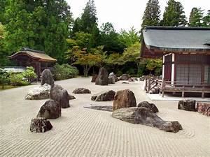 kolbjorn stjern zen garden japanese rock garden With how to make japanese rock garden