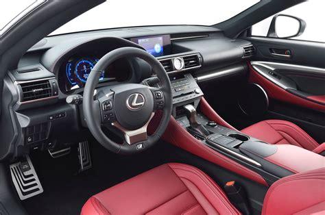 2015 lexus rc 350 f sport rc f gt3 concept at geneva