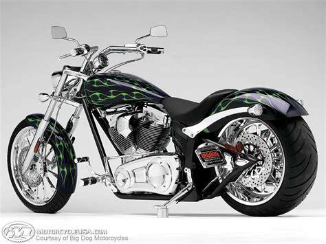 2006 Big Dog Motorcycles Photos