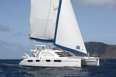 leopard  catamaran  horizon yacht charters grenada