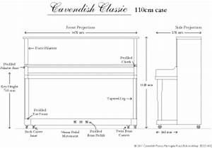 New British Piano range from Cavendish