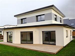 maison bois bretagne kit maison bois en kit hd With awesome prix maison en rondin 12 prix construction chalet bois 74