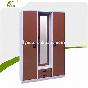 Modern design bedroom furniture steel godrej almirah for Buy godrej home furniture online india