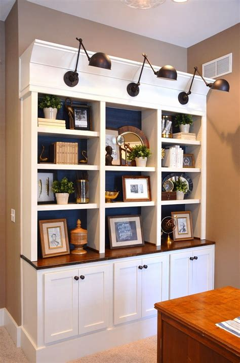navy blue bookshelf bookcases with navy blue grasscloth and ballard designs 1057