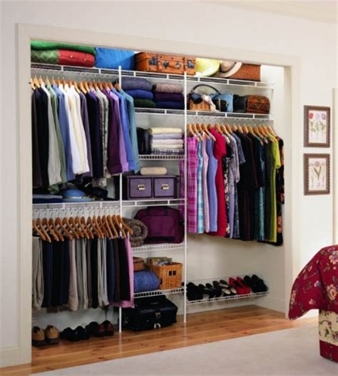 wire shelving everything closets