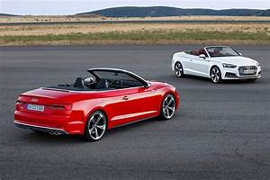 2018 Audi S5 : audi is prepped for spring with the 2018 a5 and s5 cabriolet ~ Medecine-chirurgie-esthetiques.com Avis de Voitures