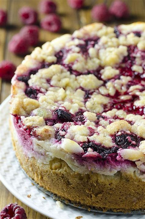 When you try this homemade cake once, i'm sure you will hi vera, i just made your raspberry cream cheese coffee cake. Raspberry Cream Cheese Coffee Cake - Chocolate Dessert Recipes - OMG Chocolate Desserts