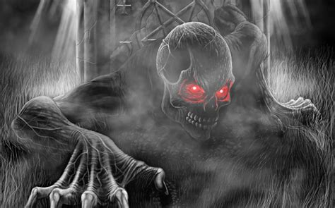 Animated Scary Wallpaper - terrifying monsters animated wallpaper desktopanimated