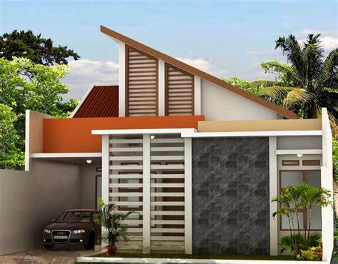 desain eksterior rumah minimalis type