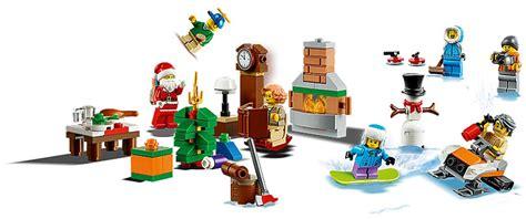 lego adventskalender 2019 lego city adventskalender 2019 60235 alle detail bilder und infos zusammengebaut