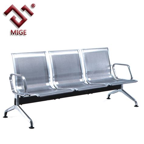 3 seater stainless steel hospital waiting chair buy
