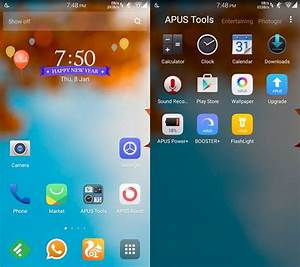 Top 3 Small Sized Launcher for Android in 2015