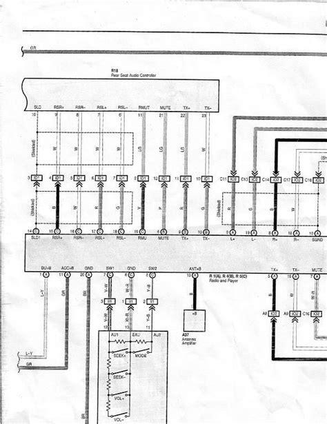 toyota 4runner speaker wire 2003 jbl diagram 44 wiring