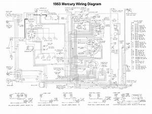 1983 Mercury Capri Wiring Diagram