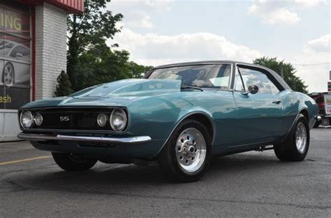 chevrolet camaro buy or sell new used and salvaged cars find new 1967 chevy camaro ss big block fully restored no