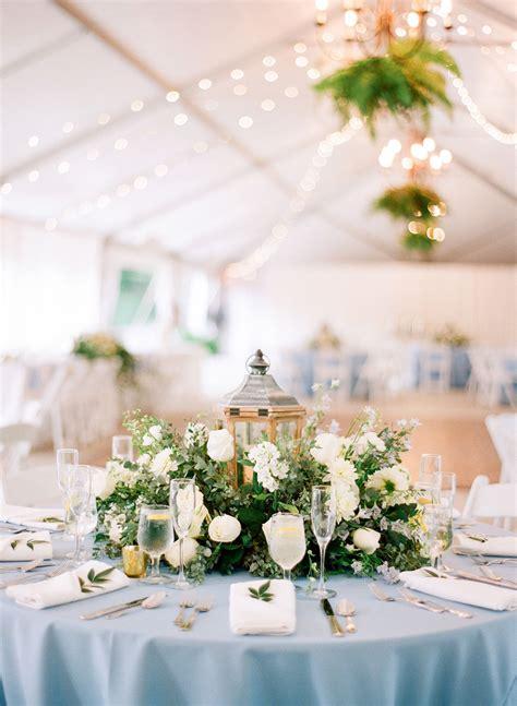 Rust Manor House Wedding Flower centerpieces wedding