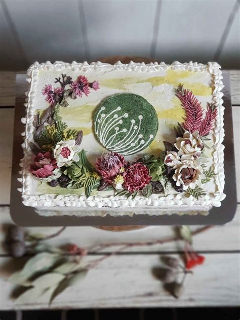 native flora sheet cake sweet blossom bloominghills