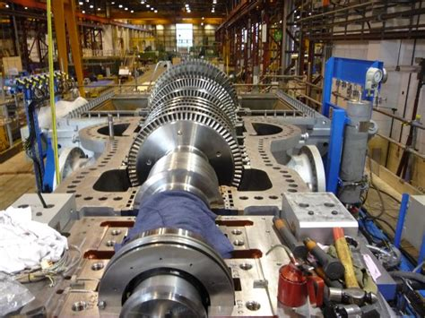Multi Stage Steam Turbine Products | McRae Engineering