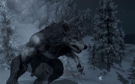 bigger badder werewolves at skyrim nexus mods and community