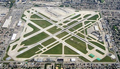 Chicago Midway Airport Airlines
