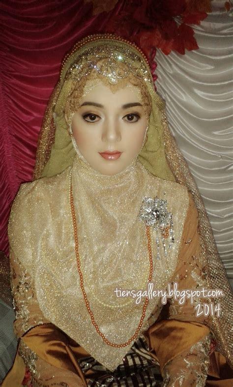 jasa rias pengantin muslimah rifas wedding tiens gallery