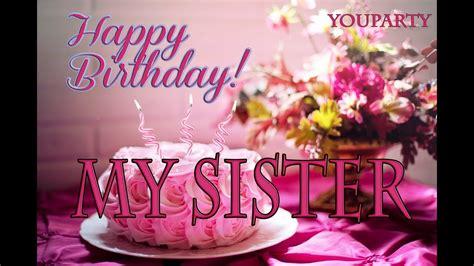 Happy Birthday My Sister Heaven Quotes