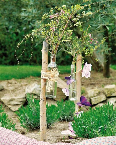 D I Y Garden Decoration Ideas by Diy Garden Decorations Colourful Ideas With Flowers And