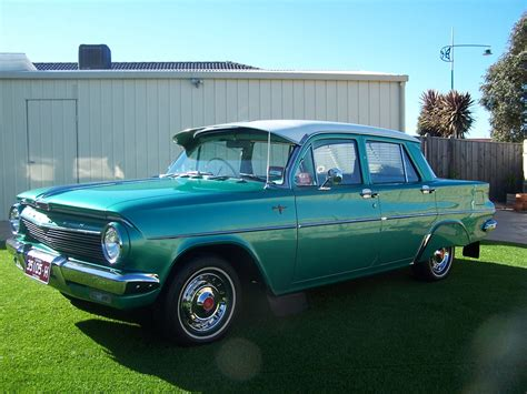 1962 Holden EJ PREMIER - CHUCKY057 - Shannons Club