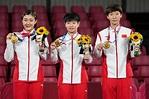 中国乒乓女团帅气夺冠!解说的一句话冲上热搜__凤凰网