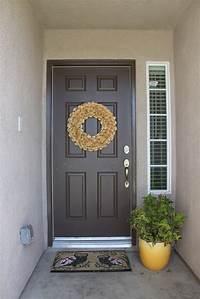 paint front door Spray Paint the Front Door! - No. 2 Pencil