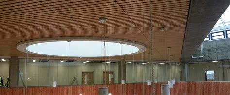 Suspended Wood Ceiling by Suspended Ceilings Glasgow And Edinburgh Gallery