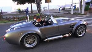 Suits  Driving The Shelby Cobra 427 In Style