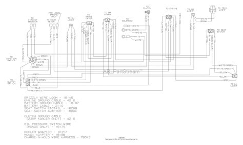 Dixon Grizzly Parts Diagram For Wiring