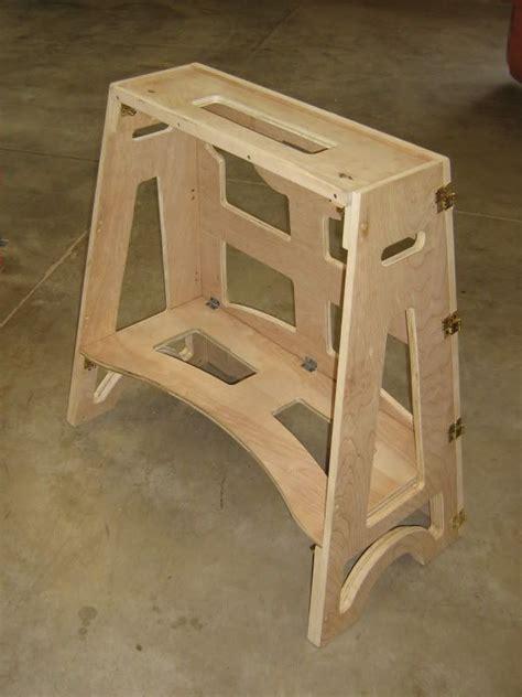 portable lathe stand  shop pinterest design