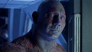 Guardians Of The Galaxy Vol. 2 Dave Bautista Drax The ...
