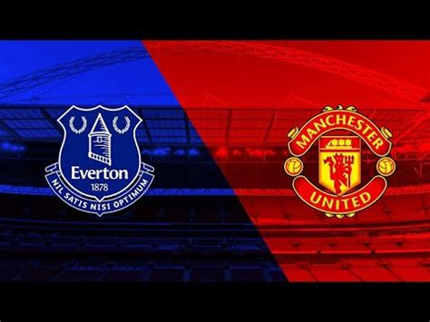 Everton vs Manchester United 7/11/20 PREVIEW - YouTube