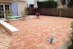 piscine en bois pas cher 11 terrasse avec pave With pave de terrasse pas cher