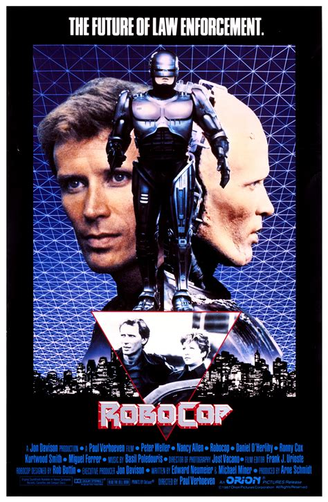 Waiching's Movie Thoughts & More : Retro Review: Robocop ...