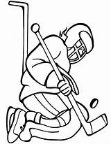 Hockey Coloring Goalie Pages Bruins Boston Drawing Helmet Print Printable Cliparts Goalkeeper Clipart Kneeling Players Clip Library Printables Printactivities Sports sketch template