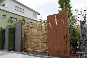 Holz Und Blech : sichtschutz ~ Frokenaadalensverden.com Haus und Dekorationen
