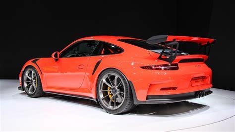 orange porsche 911 gt3 rs 2015 porsche 911 gt3 rs orange sed cars