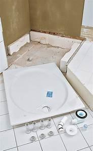 Duschwanne Flach Einbauen : duschwanne einbauen duschwanne flach einbauen duschwanne ~ Michelbontemps.com Haus und Dekorationen