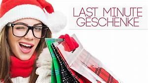 Last Minute Weihnachten : last minute weihnachtsgeschenke geschenk ideen weihnachten 2016 youtube ~ Orissabook.com Haus und Dekorationen
