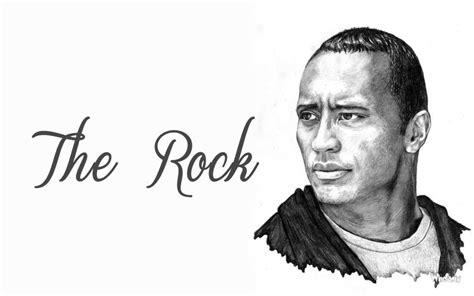 rock sketch wallpaper