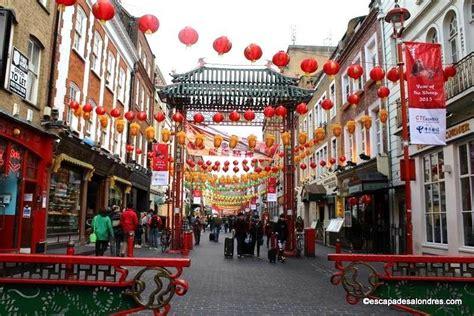 nouvel an chinois au quartier chinois à ivry quartier promenade dans chinatown à londres
