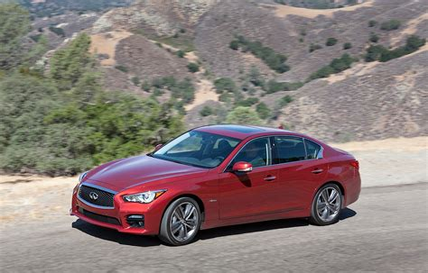 2014 Infiniti Q50 Prices, Reviews And Pictures