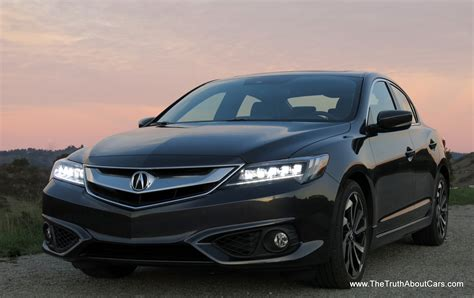 review  acura ilx  video  truth  cars