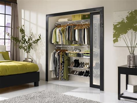 Closet Ideas by Closet Organization Systems Hgtv