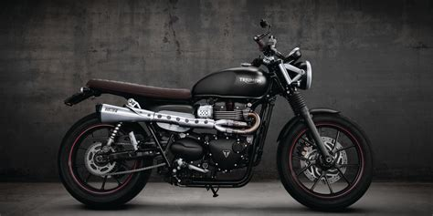 Here's The New Look Of The Classic Triumph Bonneville