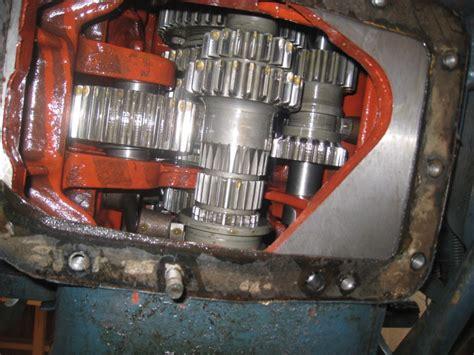 someca vidange boite de vitesse  relevage hydraulique